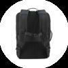 Branve DYNAMIC 2 in 1 Bakcpack back with detail backpack straps.