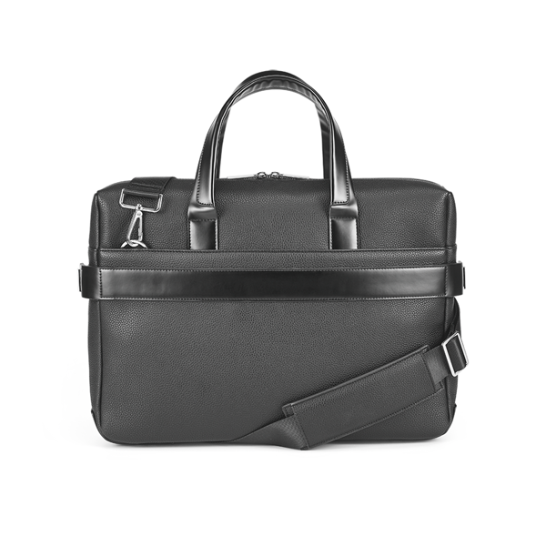 Branve EMPIRE Suitcase II. Classic and sophisticated suitcase. High quality textured imitation leather