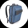Branve MOTION Backpack blue colour left side