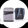 Branve MOTION Backpack (2 versions: blue and light grey)