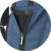 Branve MOTION Backpack blue colour with zip detail