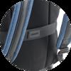 Branve MOTION Backpack blue colour with back logo detail
