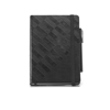 Branve GEOMETRIC Notebook. A5 hard cover imitation leather notepad.