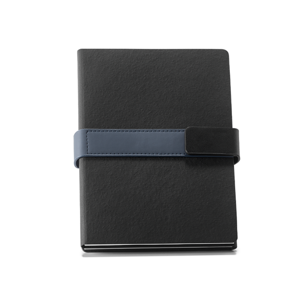 Branve DYNAMIC Notebook. A5 notebook, functional and practical object with a touch of city elegance.
