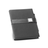 Branve EMPIRE Notebook front. A5 notepad with a modern and minimalist design