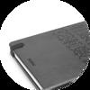 Branve TILES Notebook cover logo detail