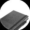 Branve TILES Notebook elastic band detail
